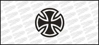 Krzyż E 10cm