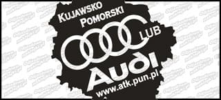 Kuj Pom Klub Audi mapa 12cm