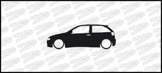 Low Seat Ibiza Mk3 Cupra 15cm