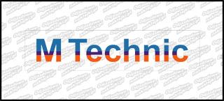M Technic kolor 10 cm