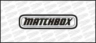 Matchbox 15cm Biała