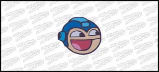 Megamen 10cm