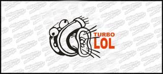 MEM TurboLOL 15cm czarna
