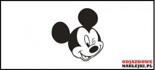 Mickey Mouse A 20cm Matowa