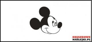 Mickey Mouse B 20cm Matowa
