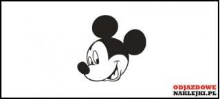 Mickey Mouse C 20cm Matowa
