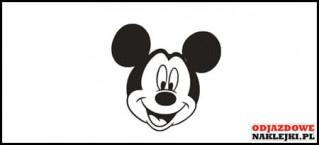 Mickey Mouse D 20cm Matowa