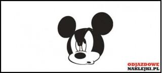 Mickey Mouse E 20cm Matowa