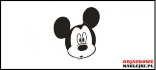 Mickey Mouse F 20cm Matowa