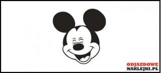 Mickey Mouse G 20cm Matowa
