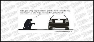 Modlitwa Audi A3 12cm