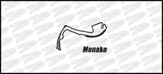 Monako 15cm BW