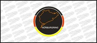 Nurburgring Color 10cm