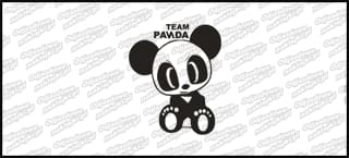 Team Panda 15cm