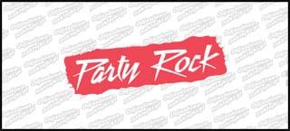Party Rock 12cm Kolor