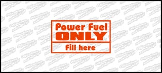 Power Fuel 15cm