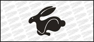 Rabbit A 10cm