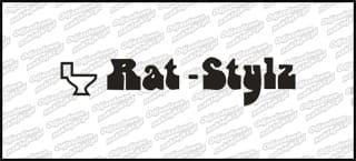 Rat Stylz 15cm