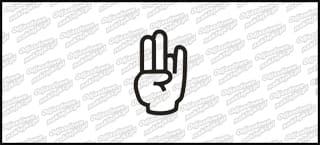 Finger Shocker B 10cm