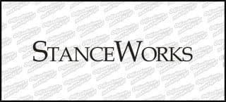 StanceWorks 15cm czarna