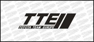 tte toyota team europe 15cm. Black Bedroom Furniture Sets. Home Design Ideas