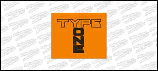Type One 8cm