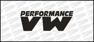 VW Performance 15cm