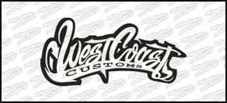 West Coast Custom 20cm