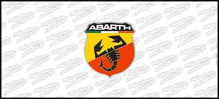 Abarth 5cm 3D Color