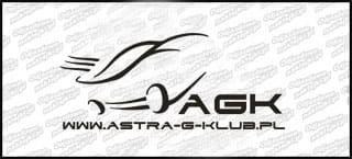 Astra G Klub.pl 15cm