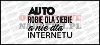 Auto robię dla siebie a nie dla internetu 15cm