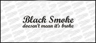 Black Smoke 15cm