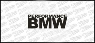 BMW Performance 15cm