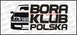 Bora Klub Polska 15cm