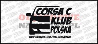 Corsa C Klub Polska 15cm