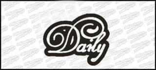 Daily 15cm biała