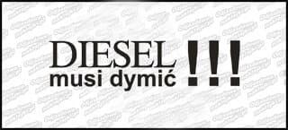 DIESEL musi dymić !!!!! 15cm