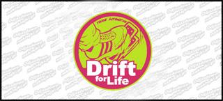 Drift fof Life A 10cm Kolor