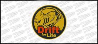 Drift fof Life B 10cm Kolor