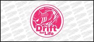 Drift fof Life D 10cm Kolor