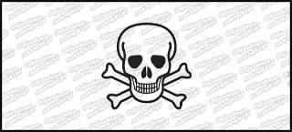 Drift Skull 15cm