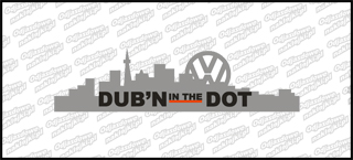 Dub'n in the Dot 15 cm color