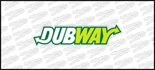 DubWay 10cm Color