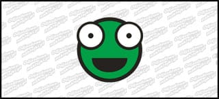 Emot Shoker B 5cm zielona
