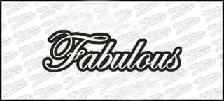 Fabulous 15cm