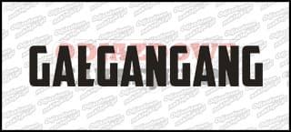 GałganGang 15cm