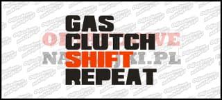 Gas Clutch Shift Repeat 10cm