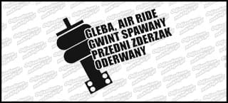 Gleba Air Gwint Spawany NEW 15cm