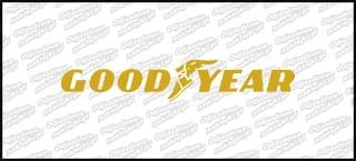 GoodYear 15cm złota