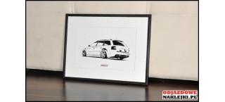 Grafika Audi RS6